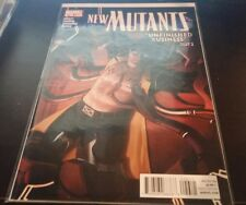 New Mutants #26-2011  Unfinished Business Part 2 (NM)