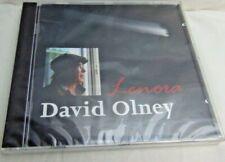 DAVID OLNEY - Lenora (2006 Strictly Music) CD - NEW
