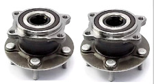 REAR WHEEL HUB BEARING ASSEMBLY FOR 2007-2015 MAZDA CX9 4WD PAIR LOWER PRICE