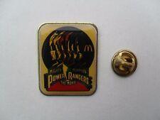 Video Game POWER RANGERS McDonalds USA MADE Vintage Promo METAL PIN BADGE Pins