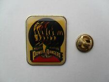 Video Game POWER RANGERS McDonalds US MADE Rare Vintage METAL PIN BADGE Pins Mac
