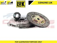 FOR LAND ROVER DISCOVERY 2.7D 3pc LUK CLUTCH COVER PLATE CSC KIT 2004-2009 276DT