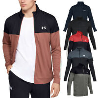 Under Armour Mens 2020 Sportstyle Pique Stretch Quick Dry Wicking Fleece Jacket