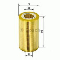 NEW ENGINE OIL FILTER BOSCH OE QUALITY REPLACEMENT F026407008