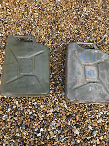 Jerry Can Military  1953  Petrol Can