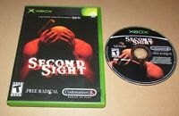 Second Sight for Microsoft Xbox Fast Shipping