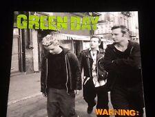 Green Day - Warning - CD Album - 2000 - 14 Great Tracks