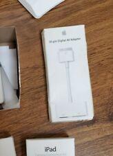 Apple Lightning Digital AV Adapter HDMI To iPhone iPad MD826AM/A-Genuine