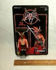 "Super7 - Slayer ""Show No Mercy"" Minotaur ReAction Action Figure"