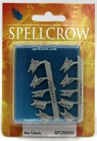 Spellcrow SPCB5403 Skin Tabards (Chaos Space Knights) Conversion Bits Marines