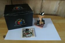 More details for peter fagan colour box home sweet home cats stratching pole special hs085s