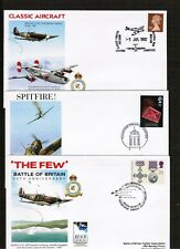 3 x Spitfire Aircraft Covers