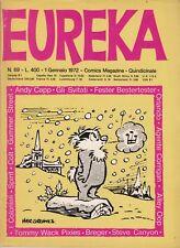 EUREKA n. 69 - EDITORIALE CORNO - GENNAIO 1972