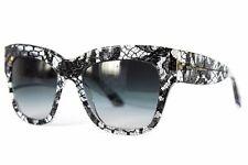 Neues AngebotDolce&Gabbana Damen Sonnenbrille DG4231 2854/8G 54mm spitze schwarz Etui 282 43