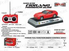 NEUF MJX 1:43 SCALE officiel de contrôle à distance Ferrari 599 GTB Fiorano