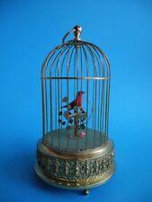alte Spieluhr Singvogelautomat