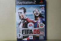 FIFA 06 Playstation 2 PS2 Royal Mail 1st Class FAST & FREE