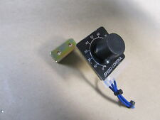 Speed Control Cosmos ? RV24YN-20S Potentiometer With Bracket