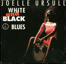 JOELLE URSULL - WHITE AND BLACK BLUES - 3 INCH 8 CM CD MAXI CARDSLEEVE