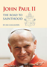 Pope John Paul II - The Road to Sainthood Book, Church, Catholic