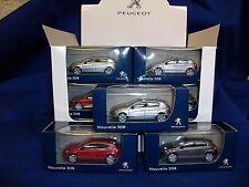 Norev Peugeot Diecast & Vehicles