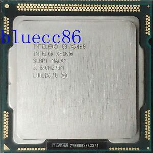 Intel Xeon X3480 3.06GHz Quad-Core LGA1156 CPU Processor