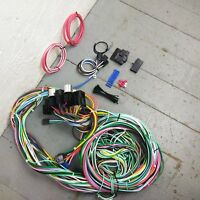 1949 and earlier lincoln wire harness upgrade kit fits painless fuse block  new | ebay  ebay