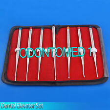 DENTAL Proximators/Elevator Set of 7 DN-444