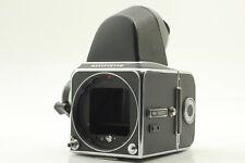 [EXC+++++ w/ Grid Screen] HASSELBLAD 500C 6x6 Medium Format Camera from JAPAN