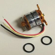 M2028  KV1400 EMP Outrunner Brushless Motor W/mount for RC airplanes