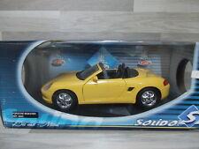 Solido 1/18 - Porsche Boxster GIALLO