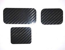 Honda Civic Carbon Fiber EG 92 95 Dash Bezel Delete Panels