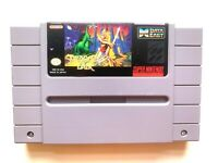 Dragon's Lair SNES Super Nintendo Game TESTED + WORKING & AUTHENTIC!