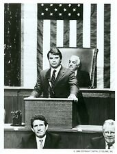 ROBERT URICH HOUSE OF REPRESENTATIVES ADDRESS AMERIKA ORIGINAL 1987 ABC TV PHOTO