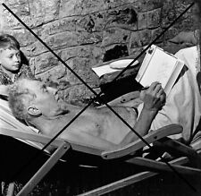 PHOTO DE EZRA POUND 1958