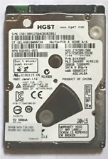 "Hitachi HGST 500GB 7200RPM Z7K500-500 2.5"" 7mm SATA3 6Gb/s with windows 10 Pro"