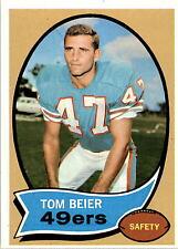 1970 Topps 64 Tom Beier RC EX-MT #D372224