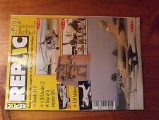 $$c Revue Replic N°141 Sikorsky R-4 B  A-26 K Invader  L-39 Albatros