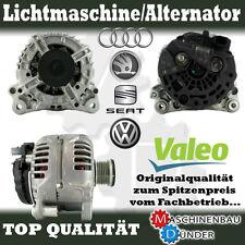 VW SEAT SKODA AUDI 140A LICHTMASCHINE ALTERNATOR GENERATOR ORIGINAL VALEO