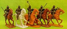 English Knights & Mounted Sergeant Cavalry Hobilars 60 Mm Expeditionary Force