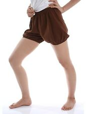 RTBU Iyengar Yoga/Dance Cotton Bloomer Pumpkin Shorts 360 Degree Flash-Proof