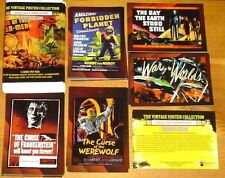 Classic Movie Sci-fi & Horror Posters Series 1 - Complete Base Set by Breygent