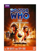 DOCTOR WHO: Shada (DVD, 2013, BBC, 3-Disc Set) Story 109 Tom Baker R1 FF