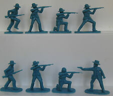 16 Spanish Regular Army AIP plastic soldiers army men #5612 Spanish American War
