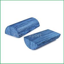 EVA rullo di schiuma 45 X 15 metà TRIGGER POINT palestra sports massaggio physio pregiudizio Yoga