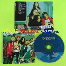 CD GAZOSA Inseparabili 2002 eu SUGAR 300 379-2 lp mc dvd vhs