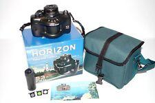 Brand NEW. Panoramic 35mm film camera Zenit KMZ Horizon 203 S3 PRO. Retail box.