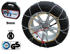 CATENE DA NEVE 9MM 245/50 R18 BMW X3 (F25) [01/2010->]