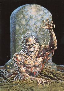 Bernie Wrightson Horror    Individual Trading Cards