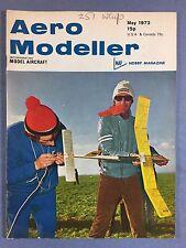 AERO MODELLER - May 1973 - Vintage Model Aircraft Magazine, Blackburn Firebrand